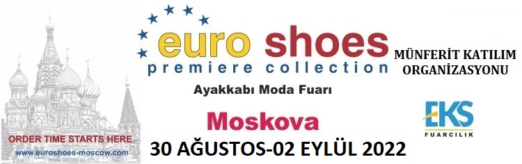 Euro Shoes Premiere Collection -  Moskova Ayakkabı Fuarı