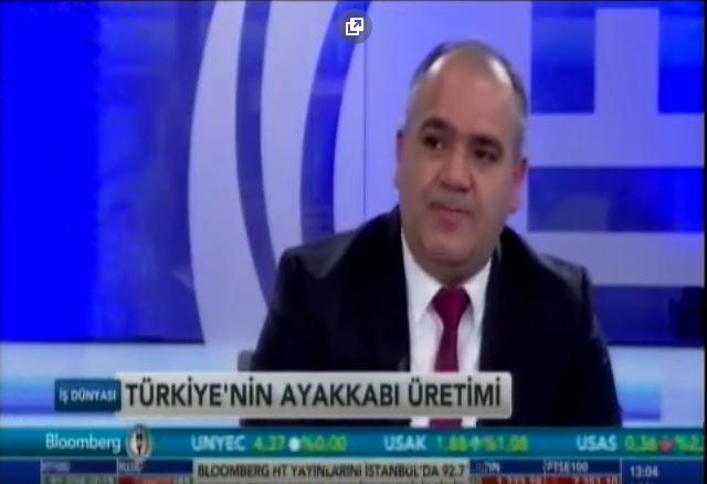Erkan Demir'in 06 Mart 2017 tarihli Bloomberg Tv Ropörtajı